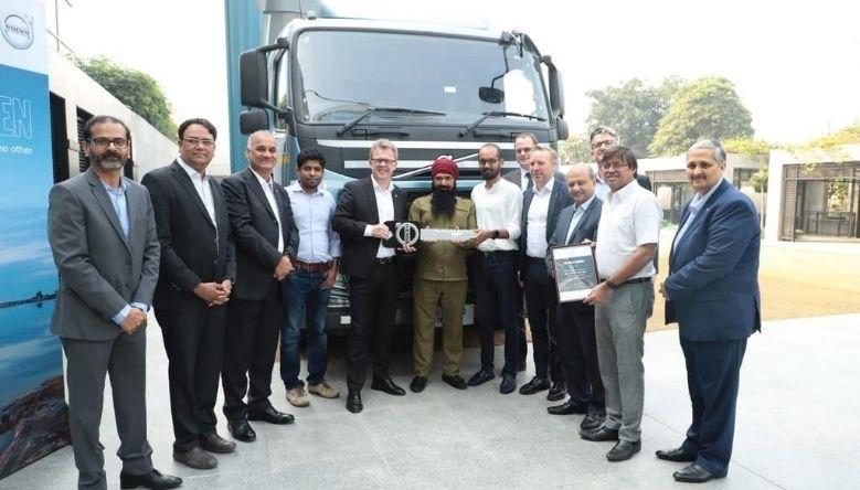 Volvo Trucks & Delhivery are 'Driving Progress' Together