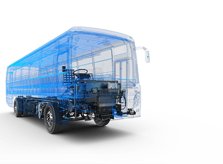 HD Bus Chassis